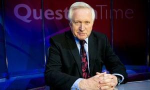 Question Time - David Dimbleby