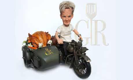 Animated Gordon Ramsay