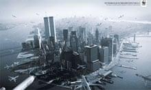WWF ad comparing 9/11 and the tsunami