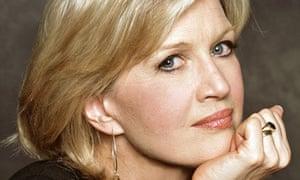Diane Sawyer of ABC News