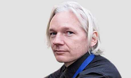 Julian Assange for Media 100
