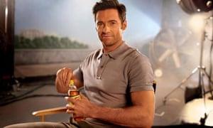 Hugh Jackman in Lipton Ice Tea