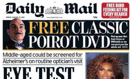 Daily Mail 15 Jan 2010