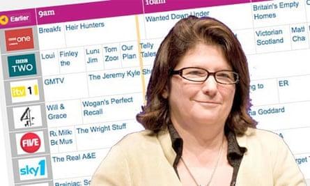 Jana Bennett/TV listings