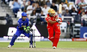 Indian Premier League: Balachandra Akhil of Royal Challengers