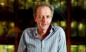 Hugo Dixon, global editor of Reuters Breakingviews