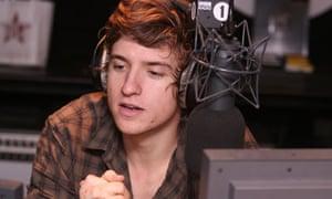 Radio 1 DJ Greg James