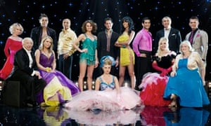 Strictly Come Dancing - all the dancers