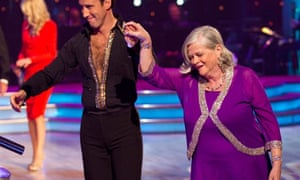 Strictly Come Dancing: Ann Widdecombe and Anton Du Beke
