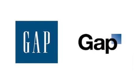 Gap's new logo