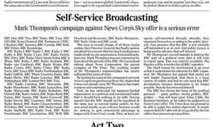 Times editorial on BBC