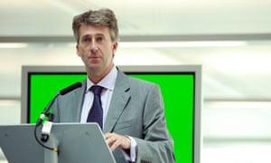 BBC North director Peter Salmon