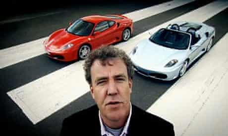 Top Gear: Jeremy Clarkson reviews the Ferrari F430 Speciale