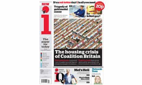Independent's i newspaper