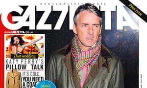 Grazia's Gaz7etta supplement