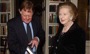 Sir Bernard Ingham Book Launch