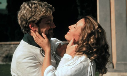 Emma Thompson with Kenneth Branagh in Much Ado About Nothing