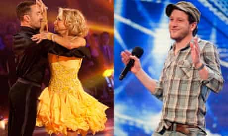 Strictly Come Dancing and The X Factor 2010