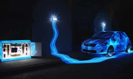 The Toyota Auris campaign