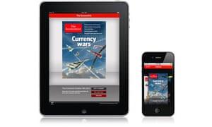 Economist iPad and iPhone apps