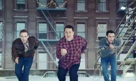 Marks & Spencer Christmas ad