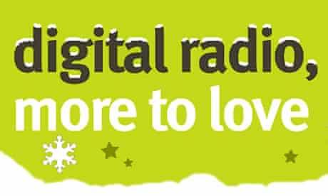 Digital Radio UK's Christmas campaign