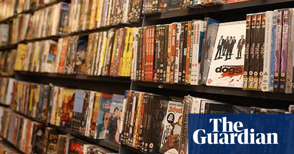 DVD industry in crisis as sales slump | Media | The Guardian