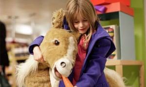 'Butterscotch' toy pony