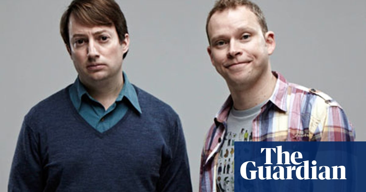 Have You Been Watching Peep Show Television Radio The Guardian