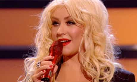 The X Factor 2010: Christina Aguilera