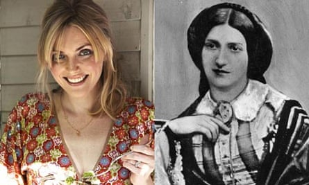 Sophie Dahl and Mrs Beeton