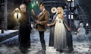 Dr Who Christmas Special.What Makes A Great Doctor Who Christmas Special