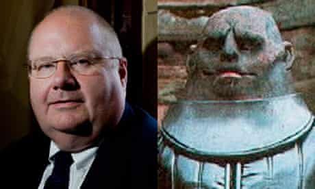 Eric Pickles and a Sontaran