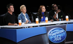 Product placement: American Idol 2010 judges