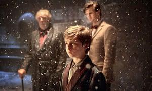 Dr Christmas.Doctor Who A Christmas Carol Christmas Special 2010