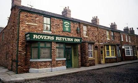 Coronation Street: the Rovers Return