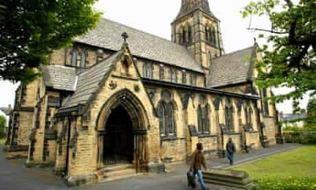 St Paul's Church in Manningham, Bradford