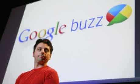 Google Buzz: Sergey Brin