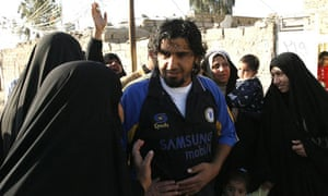 Reuters freelance photographer Ibrahim Jassam Mohammed