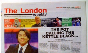 The London Weekly - 12 February