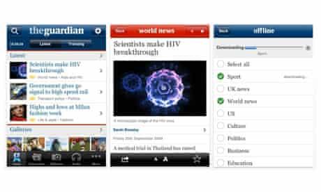 Guardian app 100,000