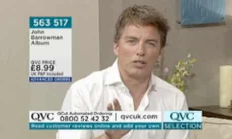 John Barrowman on QVC