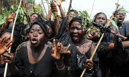 NIGERIA-RELIGION-UNREST