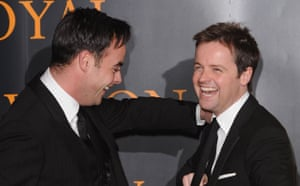 RTS Awards: Ant and Dec