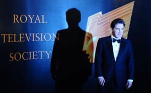 RTS Awards: Rob Brydon