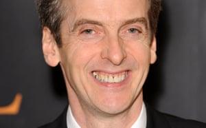 RTS Awards: Peter Capaldi