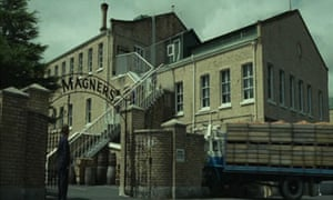 Magners ad