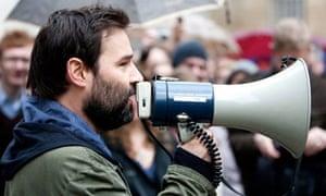 6 Music protest: Adam Buxton
