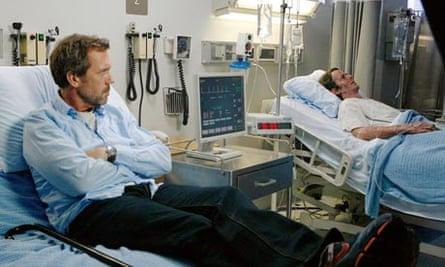 'House' TV Series, season 4 - 2007