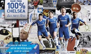 5ed63bc2bae70 Peter Blake drafted for Chelsea launch